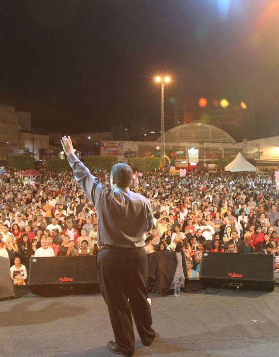 Daniel King | King Ministries Brazil